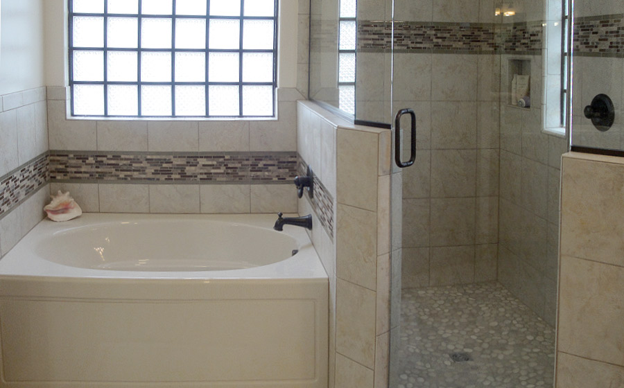 Awesome Shower And Bath Remodel   Flagstaff Contractors