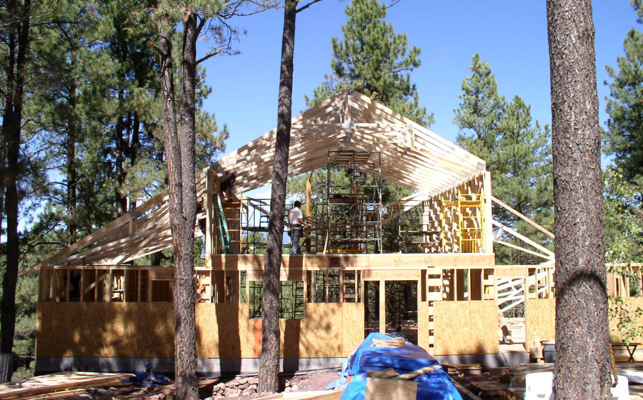 Home Builder Flagstaff Arizona Construction Company