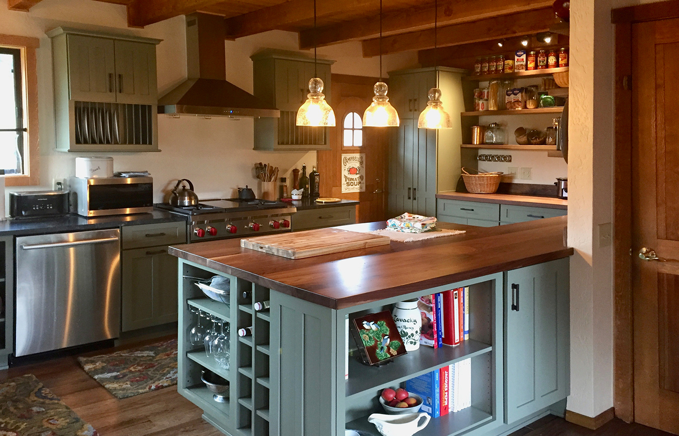 Mike Furr Construction Flagstaff Kitchen Remodel